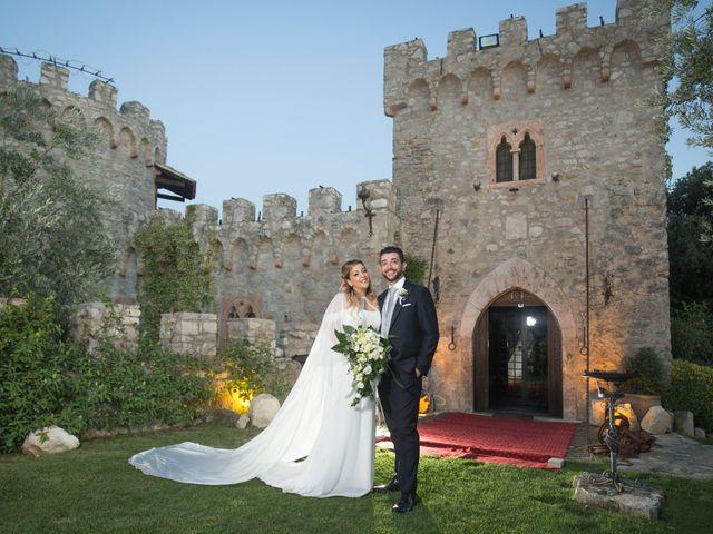Il matrimonio di Eleonora e Andrea a Casaprota, Rieti 1