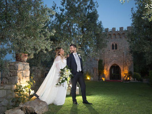 Il matrimonio di Eleonora e Andrea a Casaprota, Rieti 47