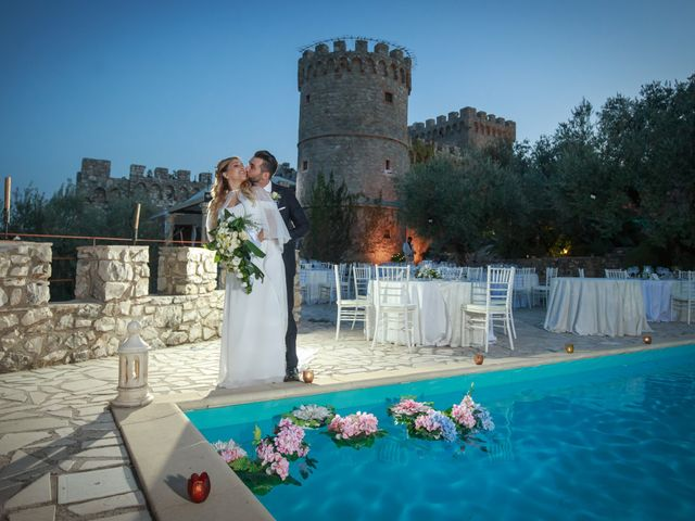 Il matrimonio di Eleonora e Andrea a Casaprota, Rieti 48
