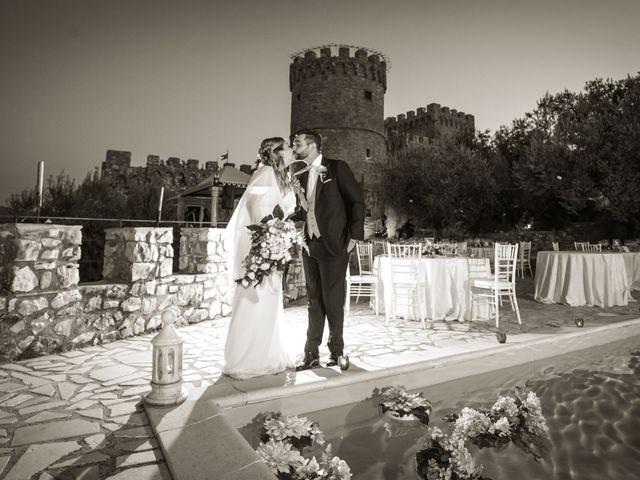 Il matrimonio di Eleonora e Andrea a Casaprota, Rieti 49