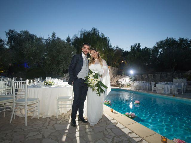 Il matrimonio di Eleonora e Andrea a Casaprota, Rieti 50
