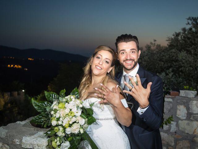 Il matrimonio di Eleonora e Andrea a Casaprota, Rieti 51