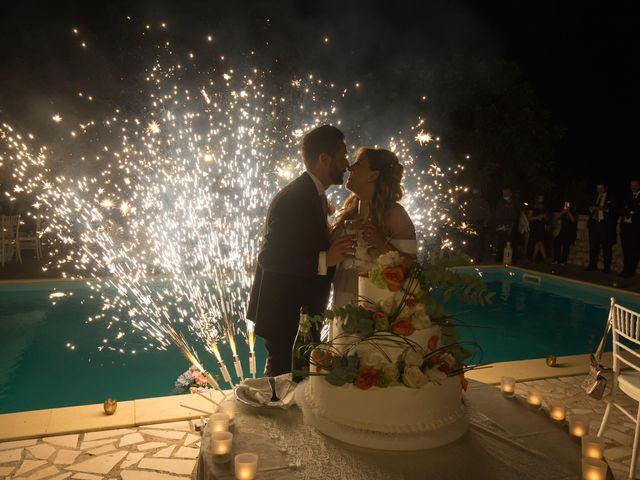 Le nozze di Andrea e Eleonora