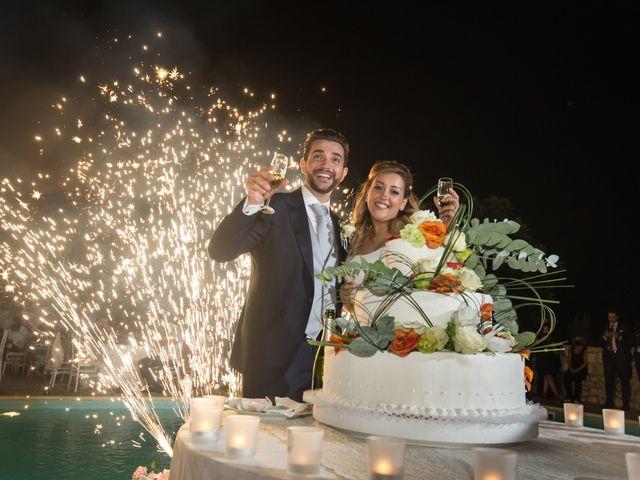 Il matrimonio di Eleonora e Andrea a Casaprota, Rieti 54
