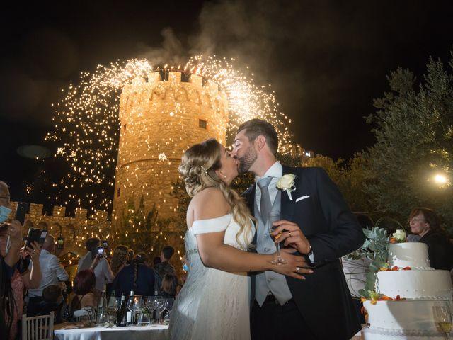 Il matrimonio di Eleonora e Andrea a Casaprota, Rieti 55