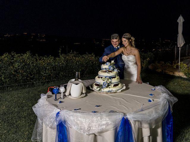Il matrimonio di James e Alexandra a Serralunga d'Alba, Cuneo 76