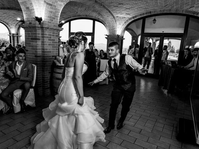 Il matrimonio di James e Alexandra a Serralunga d'Alba, Cuneo 69