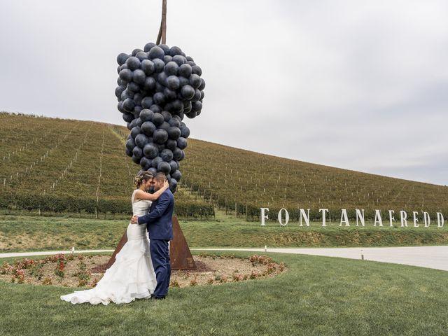 Il matrimonio di James e Alexandra a Serralunga d'Alba, Cuneo 54