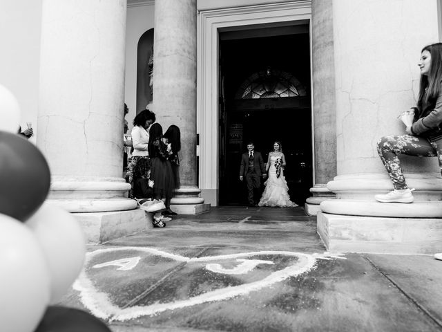 Il matrimonio di James e Alexandra a Serralunga d'Alba, Cuneo 42