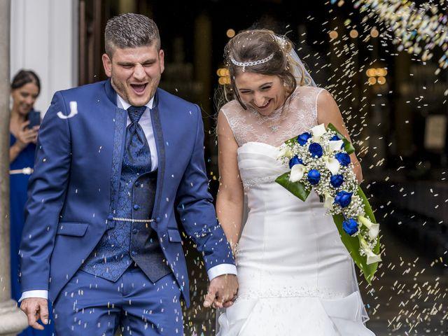 Il matrimonio di James e Alexandra a Serralunga d'Alba, Cuneo 43