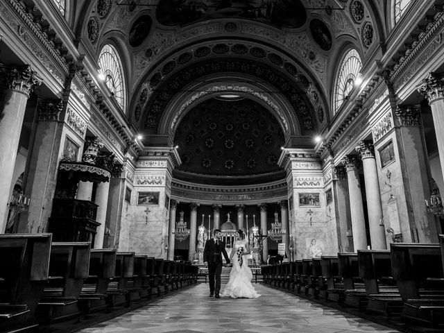 Il matrimonio di James e Alexandra a Serralunga d'Alba, Cuneo 40