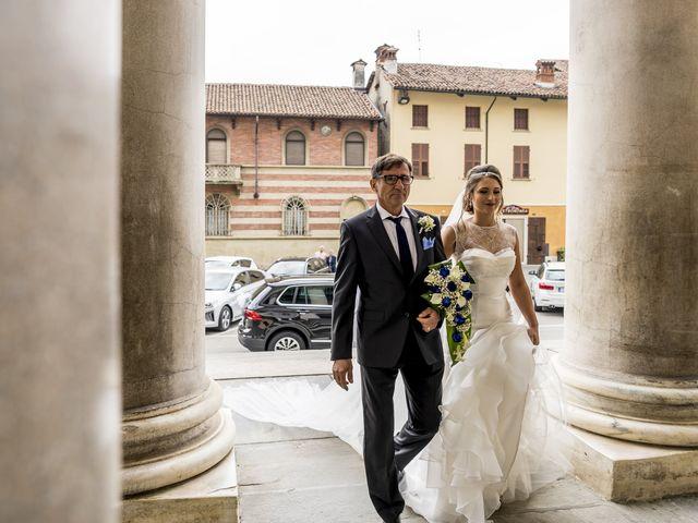 Il matrimonio di James e Alexandra a Serralunga d'Alba, Cuneo 31
