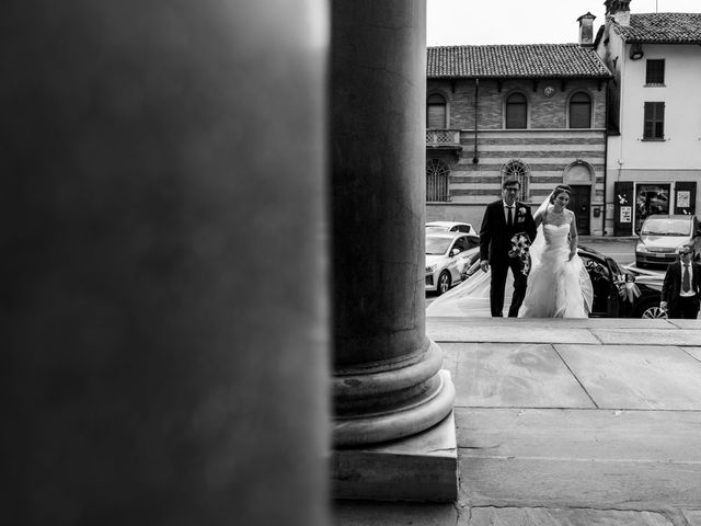 Il matrimonio di James e Alexandra a Serralunga d'Alba, Cuneo 30