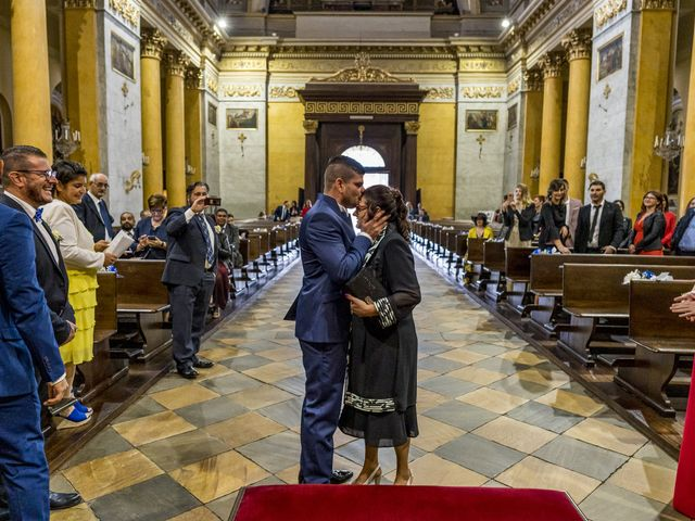 Il matrimonio di James e Alexandra a Serralunga d'Alba, Cuneo 29