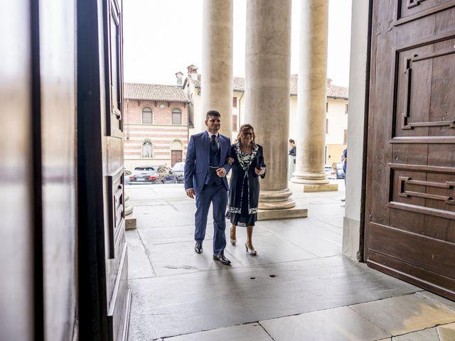 Il matrimonio di James e Alexandra a Serralunga d'Alba, Cuneo 28