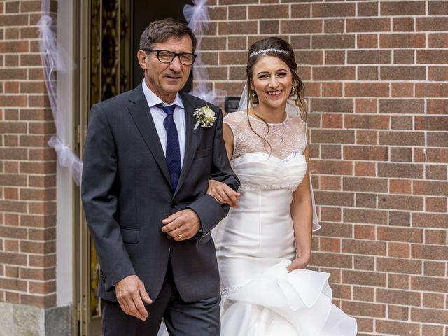Il matrimonio di James e Alexandra a Serralunga d'Alba, Cuneo 27