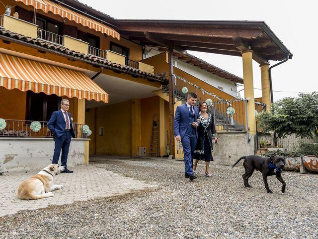 Il matrimonio di James e Alexandra a Serralunga d'Alba, Cuneo 10