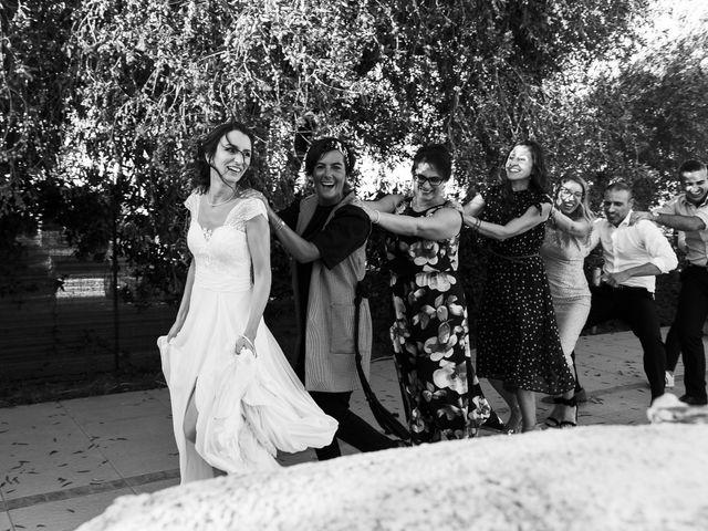 Il matrimonio di Jonathan e Francesca a Capoterra, Cagliari 2