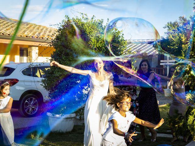 Il matrimonio di Jonathan e Francesca a Capoterra, Cagliari 5