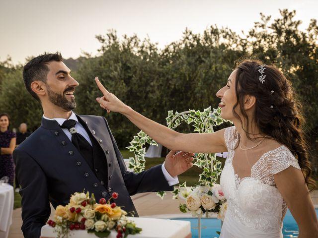 Il matrimonio di Jonathan e Francesca a Capoterra, Cagliari 8