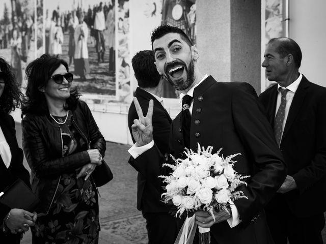 Il matrimonio di Jonathan e Francesca a Capoterra, Cagliari 18