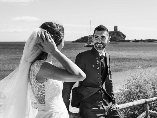 Il matrimonio di Jonathan e Francesca a Capoterra, Cagliari 28