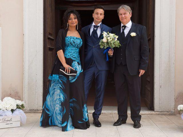 Il matrimonio di Alessandro e Rossella a Mantova, Mantova 52