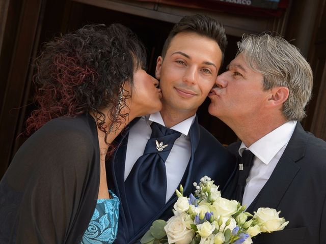 Il matrimonio di Alessandro e Rossella a Mantova, Mantova 54