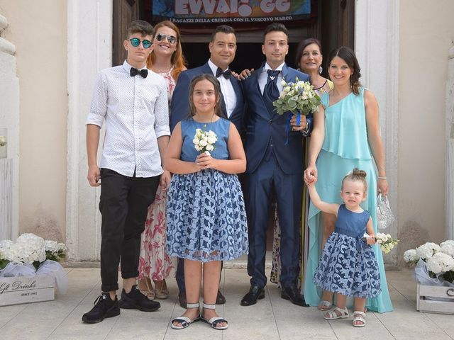 Il matrimonio di Alessandro e Rossella a Mantova, Mantova 55