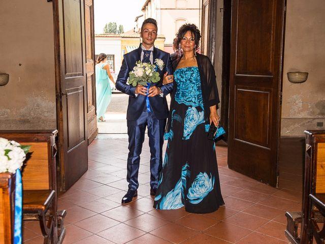 Il matrimonio di Alessandro e Rossella a Mantova, Mantova 56