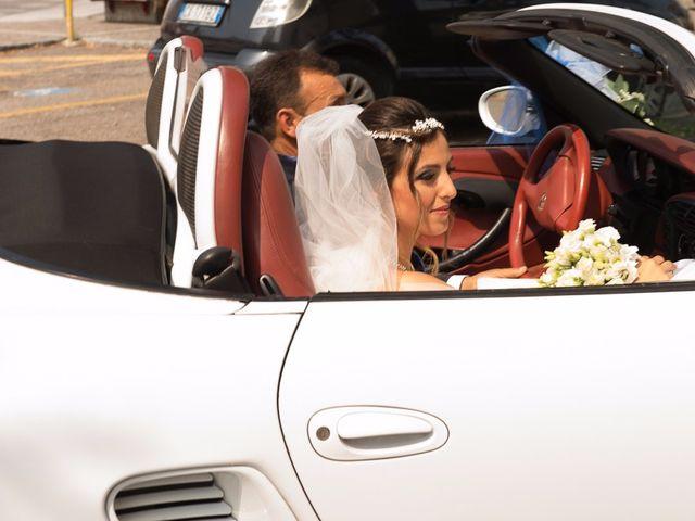 Il matrimonio di Alessandro e Rossella a Mantova, Mantova 59