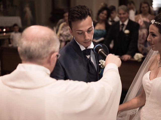 Il matrimonio di Alessandro e Rossella a Mantova, Mantova 74