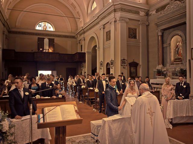 Il matrimonio di Alessandro e Rossella a Mantova, Mantova 77