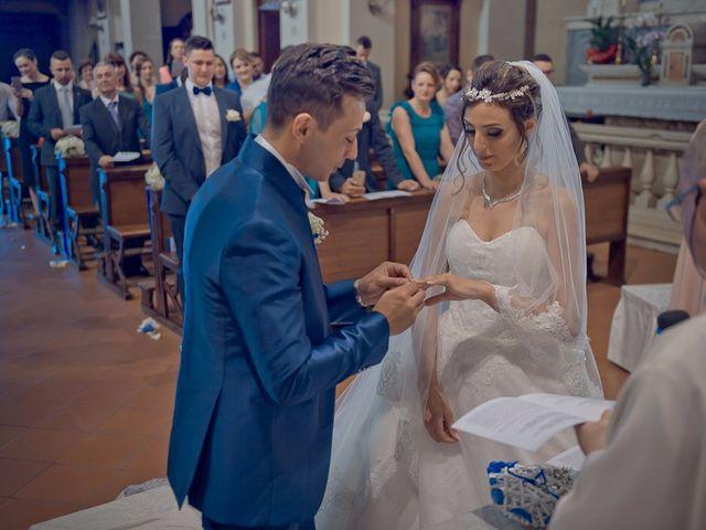 Il matrimonio di Alessandro e Rossella a Mantova, Mantova 78