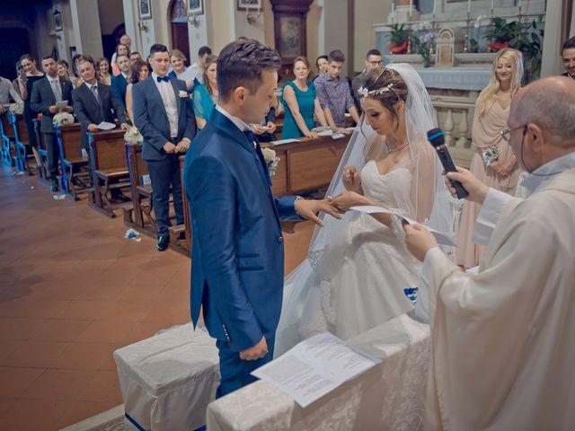 Il matrimonio di Alessandro e Rossella a Mantova, Mantova 80
