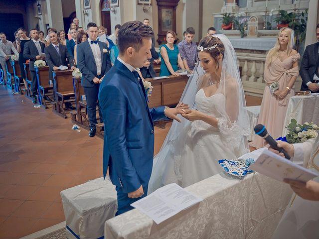 Il matrimonio di Alessandro e Rossella a Mantova, Mantova 81