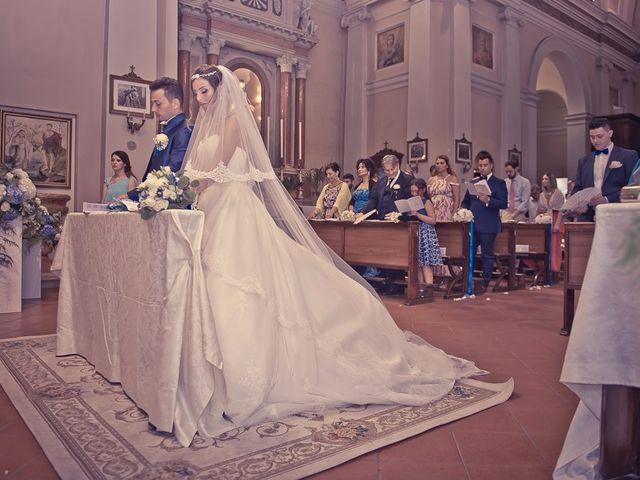 Il matrimonio di Alessandro e Rossella a Mantova, Mantova 85