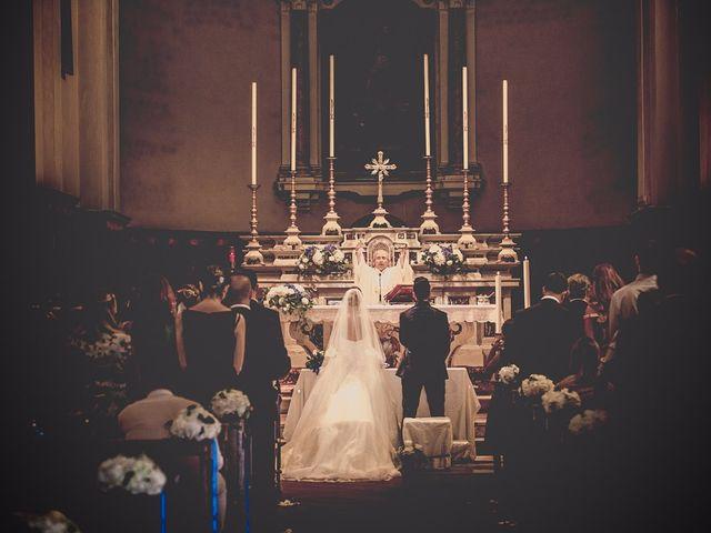 Il matrimonio di Alessandro e Rossella a Mantova, Mantova 92