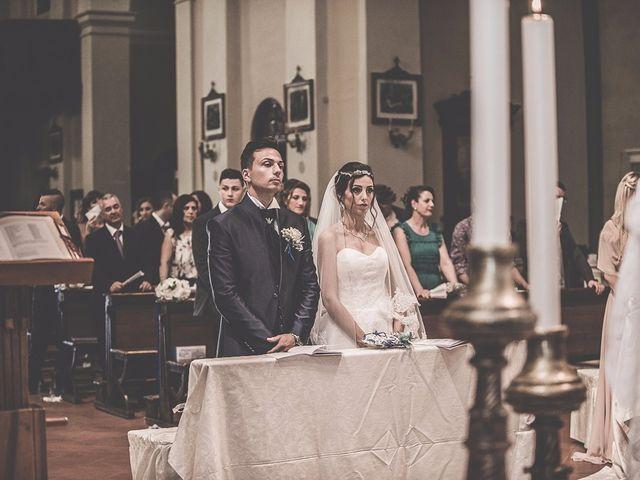 Il matrimonio di Alessandro e Rossella a Mantova, Mantova 99