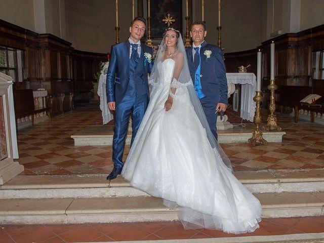Il matrimonio di Alessandro e Rossella a Mantova, Mantova 111