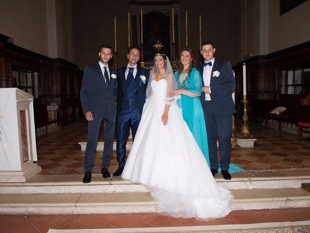Il matrimonio di Alessandro e Rossella a Mantova, Mantova 112