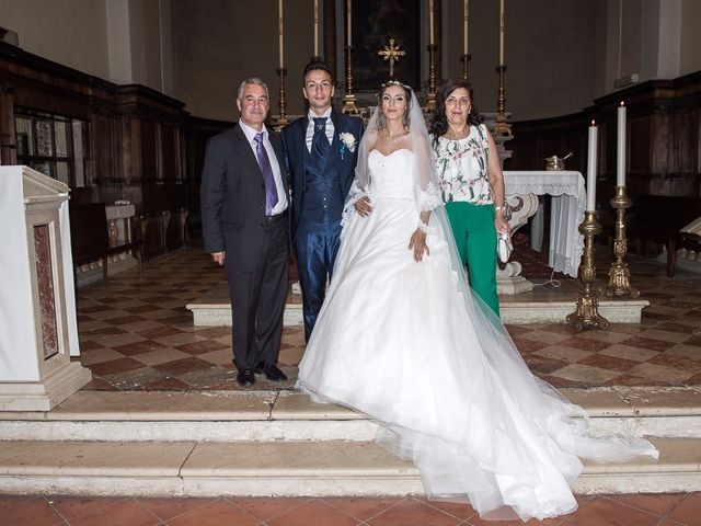 Il matrimonio di Alessandro e Rossella a Mantova, Mantova 114