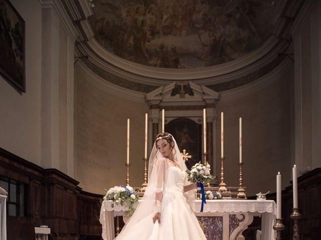 Il matrimonio di Alessandro e Rossella a Mantova, Mantova 115