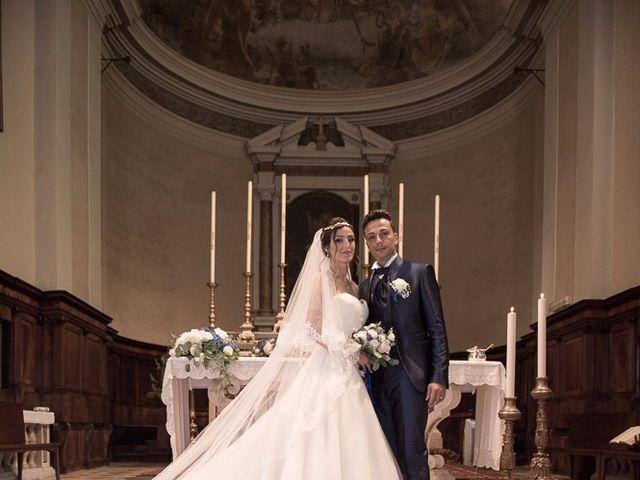 Il matrimonio di Alessandro e Rossella a Mantova, Mantova 116