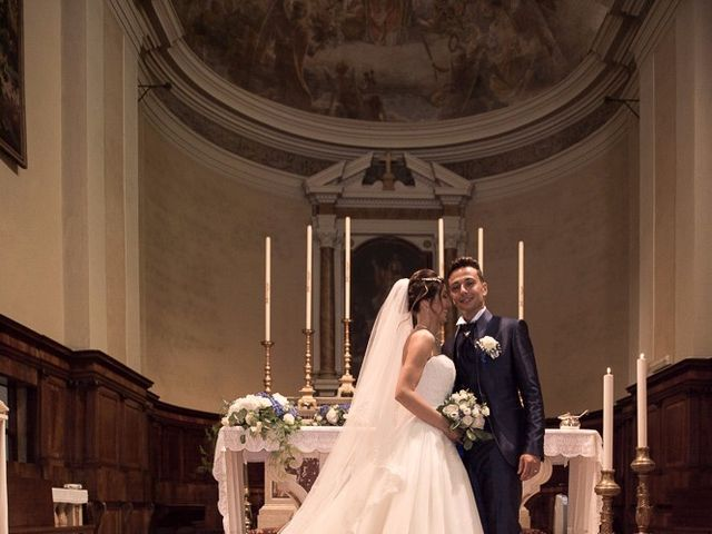 Il matrimonio di Alessandro e Rossella a Mantova, Mantova 117