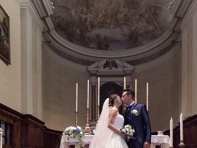 Il matrimonio di Alessandro e Rossella a Mantova, Mantova 118