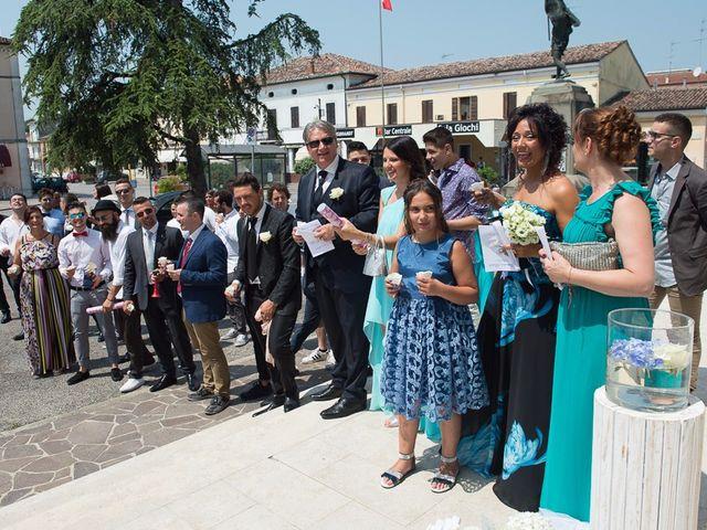 Il matrimonio di Alessandro e Rossella a Mantova, Mantova 119
