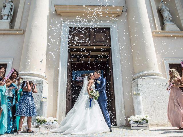 Il matrimonio di Alessandro e Rossella a Mantova, Mantova 121