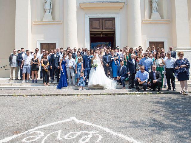 Il matrimonio di Alessandro e Rossella a Mantova, Mantova 125