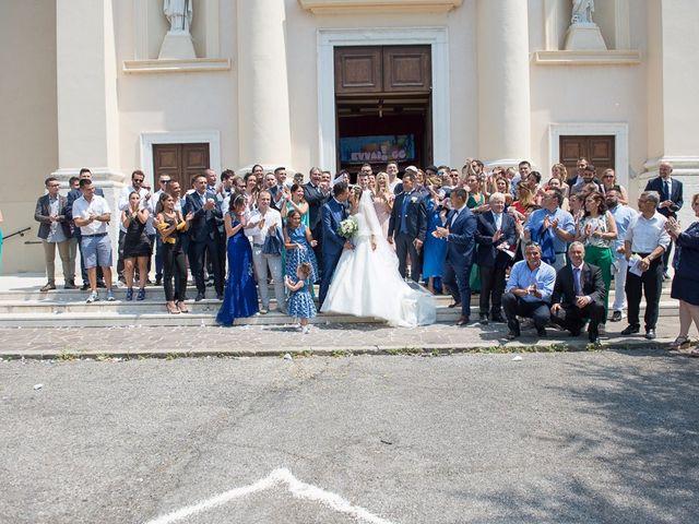 Il matrimonio di Alessandro e Rossella a Mantova, Mantova 126